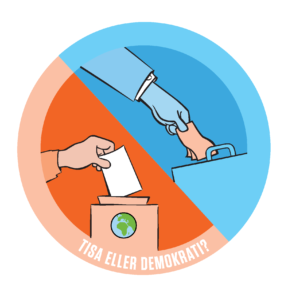 TISA eller demokrati