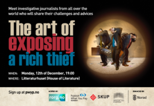 The art of exposing a rich thief