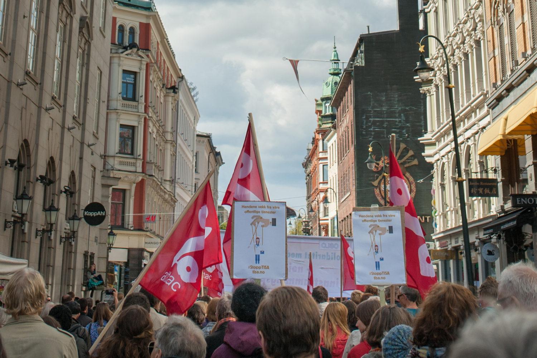 1. mai i Oslo 2015