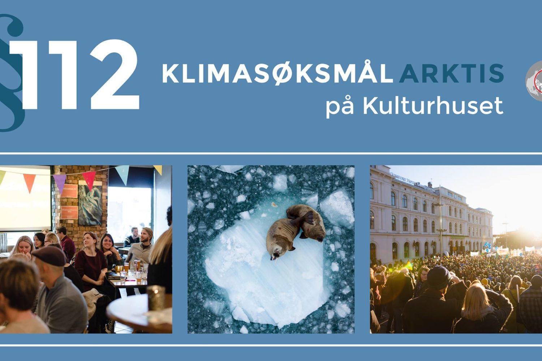 Klimasøksmål §112 Arktis. På Kulturhuset