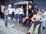 Aksjon mot medisinselskapet GlaxoSmithKlein
