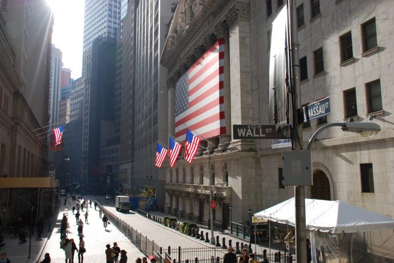 Wall Street i New York