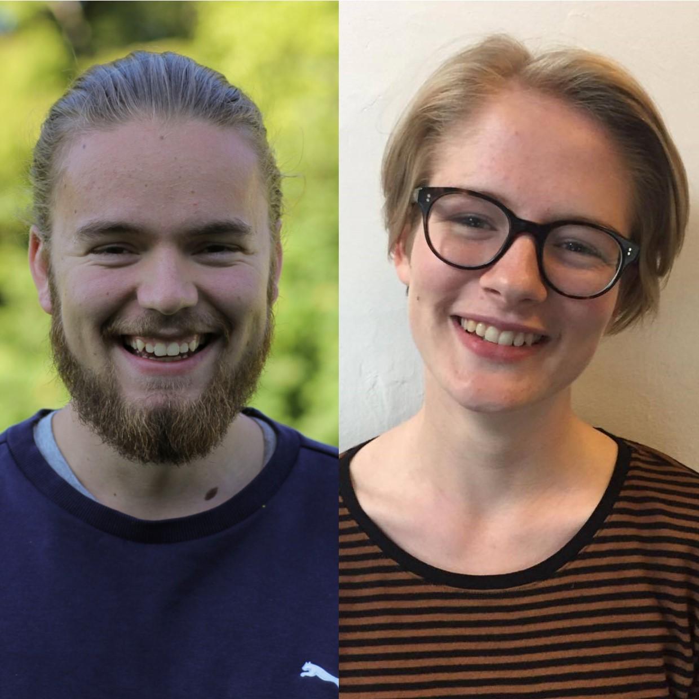 Harald Berger og Marikka Udnæs Elsbak