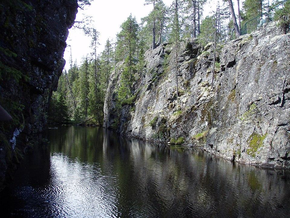 Illustrasjonsfoto: Kusbölehelvetet i Jämtland