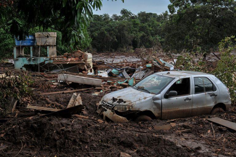 Miljøkatastrofe i Vale, Amazonas februar 2019