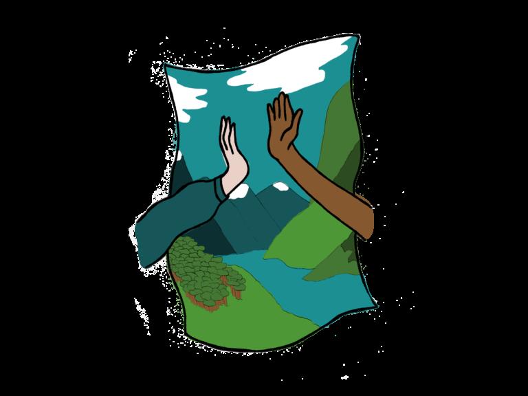 Illustrasjon: Avtalen sikrer naturen