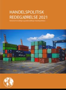 Forside: Handelspolitisk redegjørelse 2021