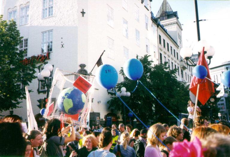 Demonstrasjonen 2002